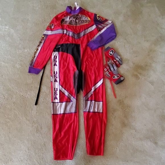 disguise Other - Race car driver costume